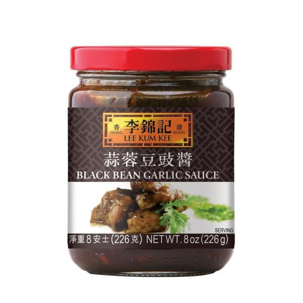Lee Kum Kee Black Bean Garlic Sauce 226g