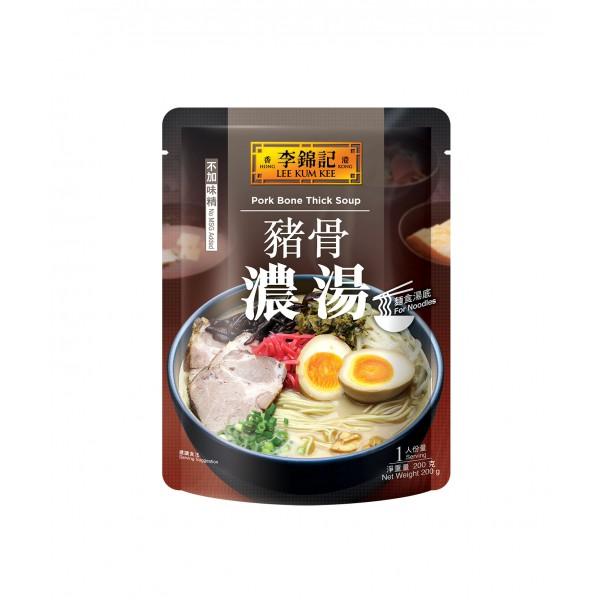 Lee Kum Kee Pork Bone Thick Soup 200g