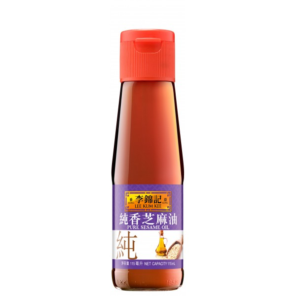 Lee Kum Kee Pure Sesame Oil 115mL