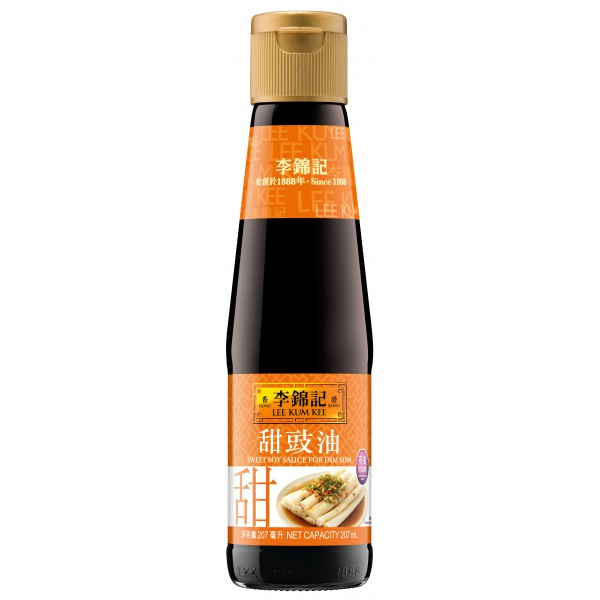 Lee Kum Kee Sweet Soy Sauce for Dim Sum 207mL