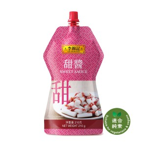 Lee Kum Kee Sweet Sauce Cheer Pack 210g
