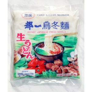 Miyakoichi Nama Udon 200g x 1 (Made in Japan)