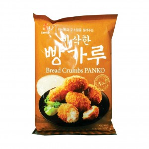 Samlip Panko Golden Breadcrumbs 200g (Made in Korea)