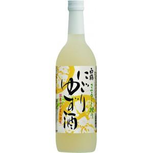 白鶴 柚子酒 720ML